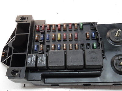 97 98 expedition f150 f250 98 navigator fusebox fuse box ... 2005 ford expedition fuse box diagram 98 expedition fuse box