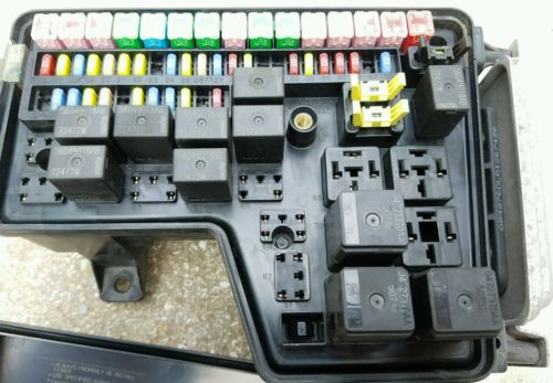 db676e46 f11a 43c6 8ae1 e6b1b08c350a 02 06 dodge ram integrated power module fuse box bcm oem pn Circuit Breaker Box at readyjetset.co