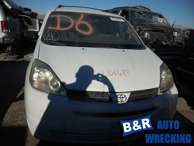 BLOWER MOTOR FRONT FITS 04-05 SIENNA 6601867