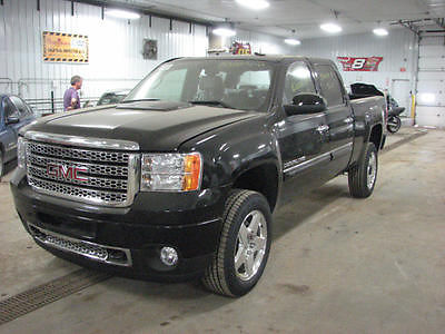 2011 GMC SIERRA DENALI 2500 PICKUP 2 MILES FRONT AXLE DIFFERENTIAL 4.10 RATIO