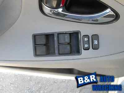 DRIVER FRONT DOOR SWITCH DRIVER'S MASTER VIN E 5TH DIGIT LE FITS YARIS 4718210
