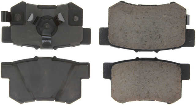 Disc Brake Pad Set-FWD Rear Centric 105.10860