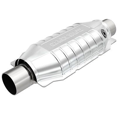 MagnaFlow 49 State Converter 99035HM 99000 Series; Universal Catalytic Converter