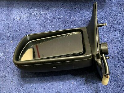 1988 - 1993 Classic Saab 900 Hatchback Sedan Left Side Heated Rear View Mirror