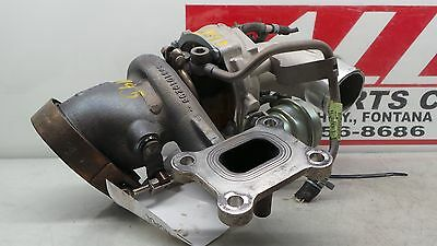 2016 LINCOLN MKC 2.0L TURBO CHARGER UNIT 2A4A9D91-E077-4E4F-B4F0-662F1F1E691F