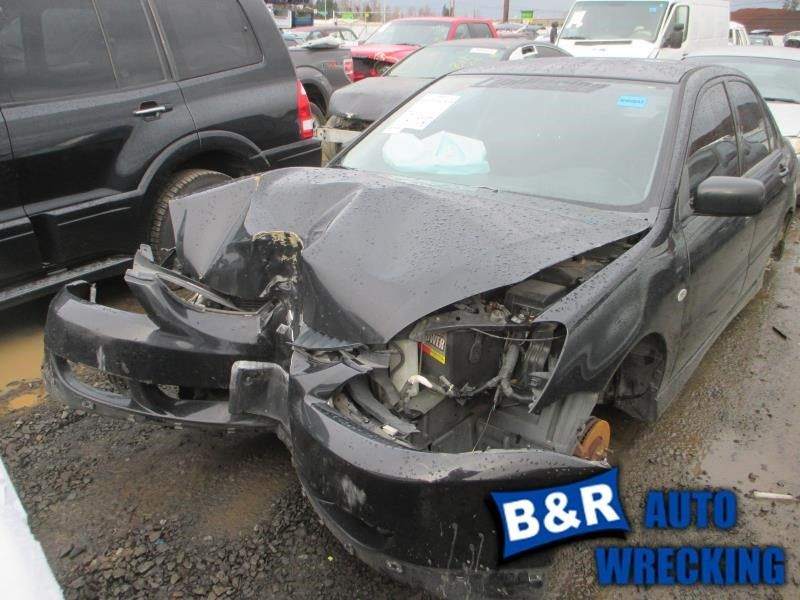 04 MITSUBISHI LANCER BRAKE MASTER CYL EXC. EVOLUTION 2.4L 4 CYL W/ABS AT 8832251 8832251