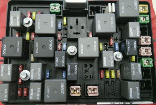 2009 2010 2011 chevy chevrolet hhr fuse box relay box part ... in 2010 hhr fuse box for 2009 hhr fuse box