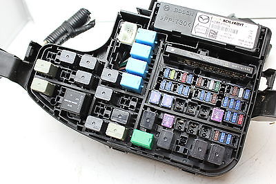 13 14 mazda 3 cx 5 kd45 675x0 c fusebox fuse box relay unit module 13 14 mazda 3 cx 5 kd45 675x0 c fusebox fuse box relay unit