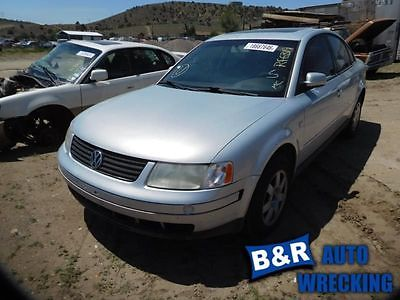 TURBO/SUPERCHARGER 1.8L FITS 99-06 AUDI A4 9317494