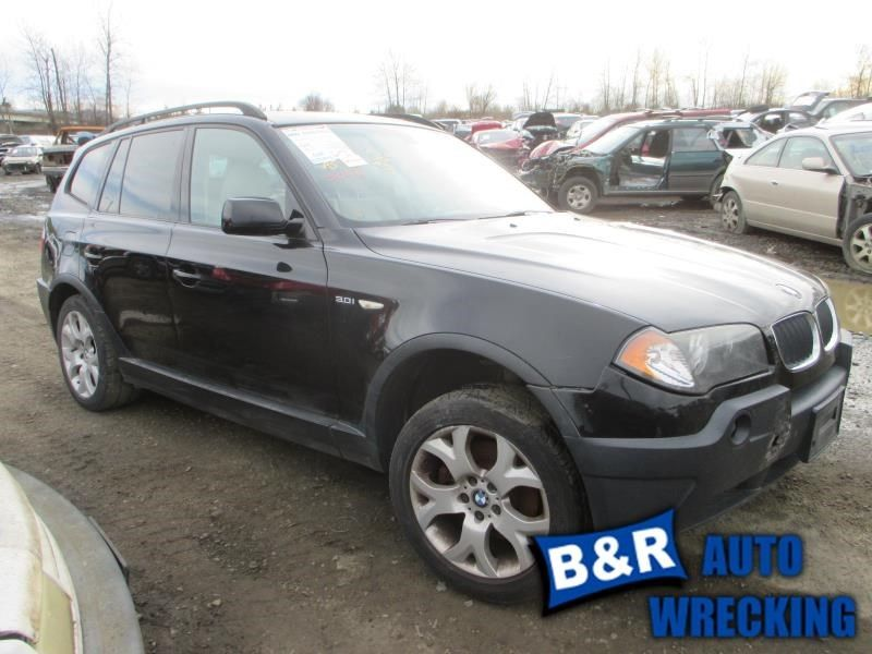 04 05 06 BMW X3 CARRIER ASSEMBLY 3.0L 3.64 RATIO REAR MT 8900261 8900261