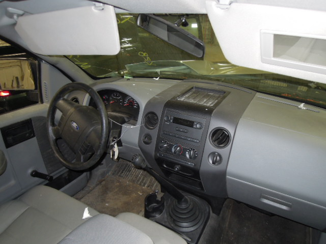 2008 ford f150 pickup 20274 miles manual transmission. Black Bedroom Furniture Sets. Home Design Ideas