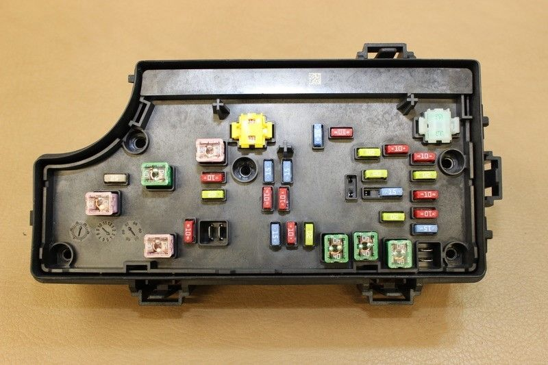 07 jeep patriot compass caliber fuse box integrated power. Black Bedroom Furniture Sets. Home Design Ideas