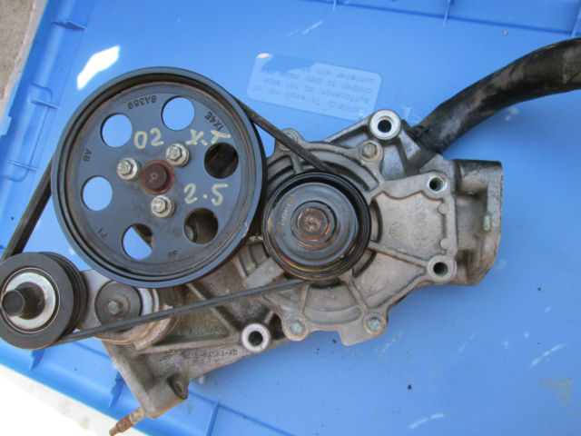 Jaguar S Type V6 Engine Water Pump Problems And