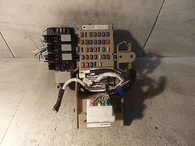 2014 SUBARU IMPREZA WRX 2.5L ENGINE FUSEBOX FUSE BOX  6K