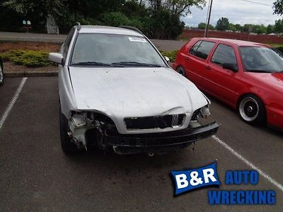 00 01 02 03 04 VOLVO S40 TURBO/SUPERCHARGER 4 CYL VIN VS 4TH AND 5TH DIGITS