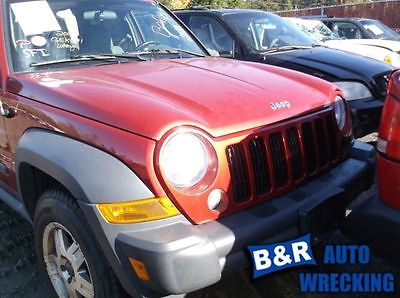 06 07 JEEP LIBERTY R. REAR DOOR GLASS PRIVACY TINT FROM 3/16/06 8313197 278-00347BR 8313197