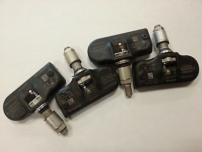 08 09 DODGE AVENGER USED <em>TIRE</em> <em>PRESSURE</em> <em>SENSOR</em> OEM SET OF 4 TPMS 56053030AC