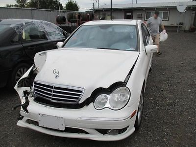 03 04 05 MERCEDES C230 TURBO/SUPERCHARGER 203 TYPE C230 CPE SDN 8241811
