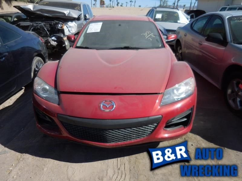 06 07 08 09 10 MAZDA RX-8 POWER BRAKE BOOSTER FROM 06/02/05 8805125 8805125