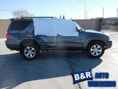 05 06 07 08 09 TOYOTA 4 RUNNER AUTOMATIC TRANSMISSION 8 CYL 4X2 9014903 400-50333 9014903