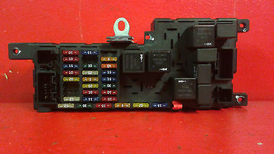 2000 2004 volvo s80 s60 v70 v70xc fuse relay box 8678449. Black Bedroom Furniture Sets. Home Design Ideas