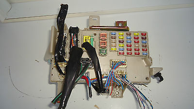 sonata under dash fuse box page 3 rh justparts com  lexus es330 fuse box diagram