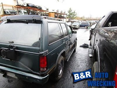 94 95 S10 BLAZER TRANSFER CASE W/O OPT F46 DASH SWITCH ELECTRIC SHIFT 8618538 412-00435 8618538