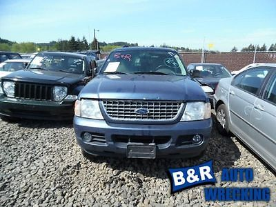 ALTERNATOR 4 DOOR EXC. SPORT TRAC 6-245 4.0L 130 AMP FITS 01-04 EXPLORER 7644529 601-00910 7644529