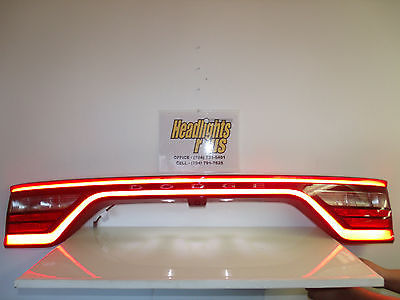 2014 2015 Dodge Durango Lift Gate Tail Light W Backup