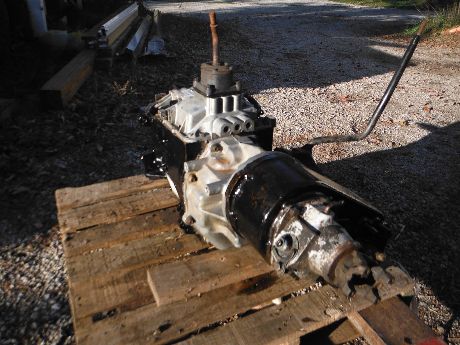 JEEP CUMMINS NV4500 / 300 transfer case 5 speed manual transmission Will Ship!