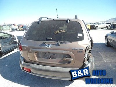 05 SANTA FE ~ Left Front Interior Door Panel 4174371 204.HY1405 4174371