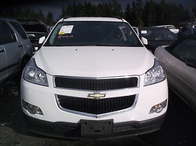 11 CHEVY TRAVERSE AUTOMATIC TRANSMISSION FWD 8878757