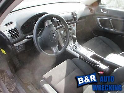 05 06 07 08 09 LEGACY STEERING GEAR/RACK POWER RACK AND PINION EXC. GT 8216470 551-59809 8216470