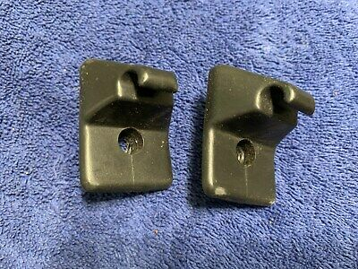 1986 - 1994 Classic Saab 900 Convertible Sun Visor Retainer Set   Does Not Apply