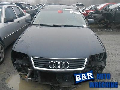 03 04 AUDI A6 R. TURBO/SUPERCHARGER 2.7L EXC. QUATTRO FROM VIN 065001 7207412