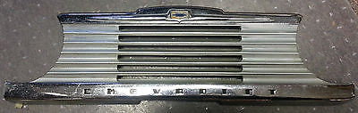 Vintage 1947 1948 Fleetline Chevrolet radio Grill speaker Cover See Pictures