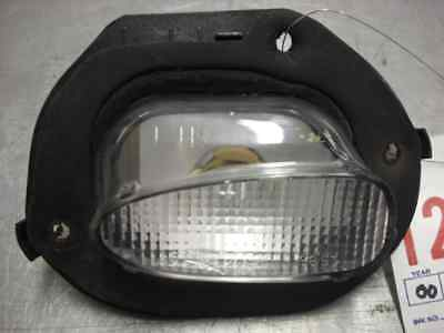 98 99 00 01 02 03 ESCORT L. CORNER/PARK LIGHT FOG/DRIVING CPE ZX2 BUMPER MOUNTED