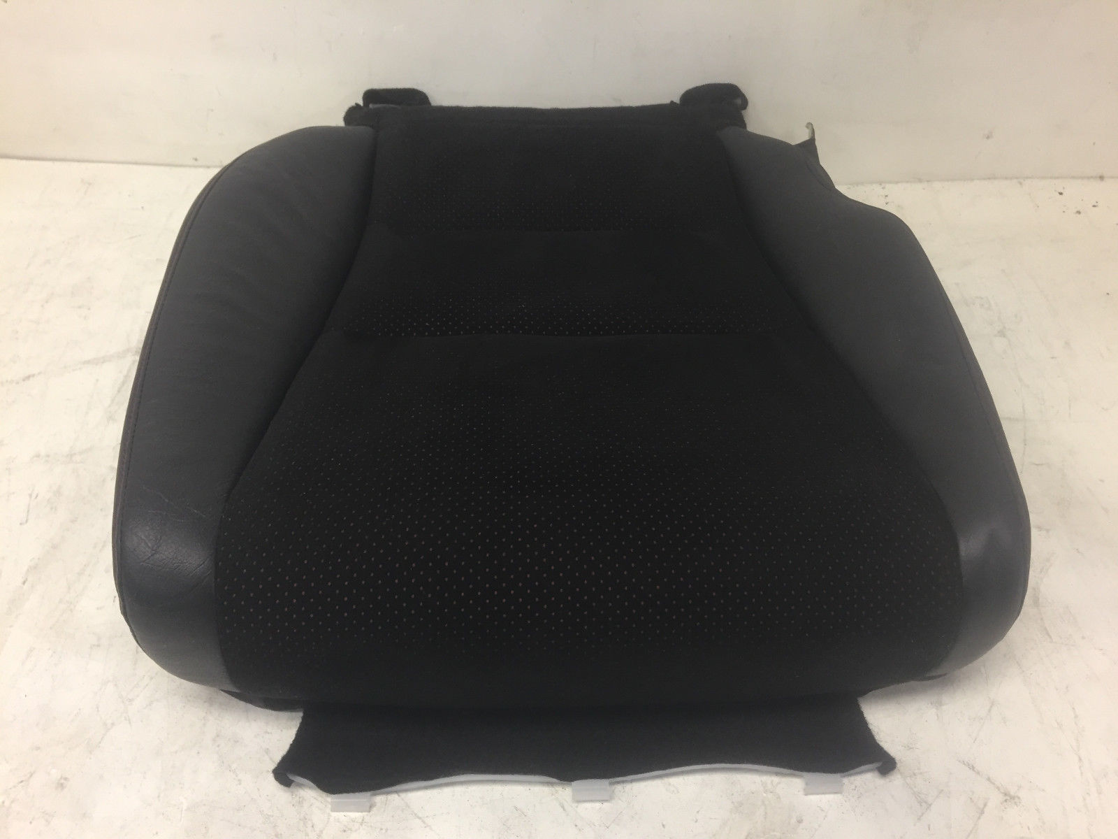 2012 Acura TSX Front Right Passenger Said Black & Red Leather Cover Origin Seat