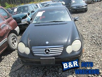 02 MERCEDES C230 TURBO/SUPERCHARGER 203 TYPE C230 7608211