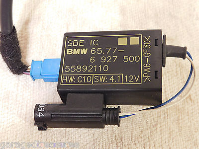 Bmw X5 X3 Right Passnger Front Seat Occupancy Sensor