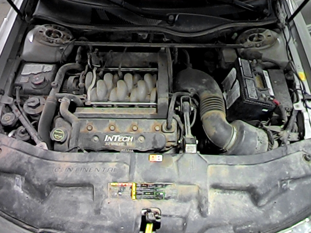 2001 Lincoln Continental Engine Motor 4 6l Vin V 2641930   300