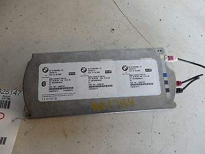 2006 BMW 550I CHASSIS BRAIN BLUETOOTH TELEMATICS MODULE CONTROL 84106982068