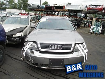00 01 02 AUDI A6 R. TURBO/SUPERCHARGER 2.7L 4822637