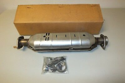 NEW OEM 1990 1991 1992 FORD PROBE 3.0L V6 CATALYTIC CONVERTER KIT F52Z-5E212-B