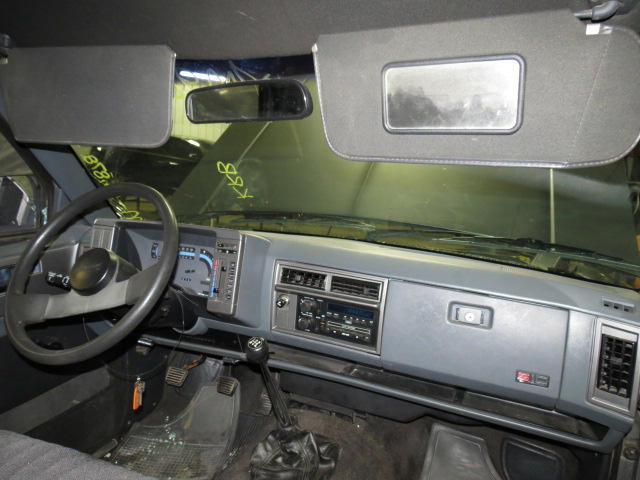 1991 chevy s10 pickup interior rear view mirror 2475745 267 gm8191. Black Bedroom Furniture Sets. Home Design Ideas