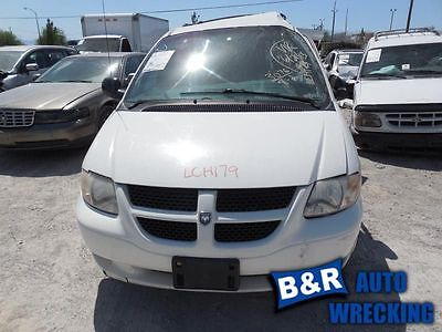 DRIVER LEFT FRONT DOOR SWITCH FITS 01-03 CARAVAN 4889420