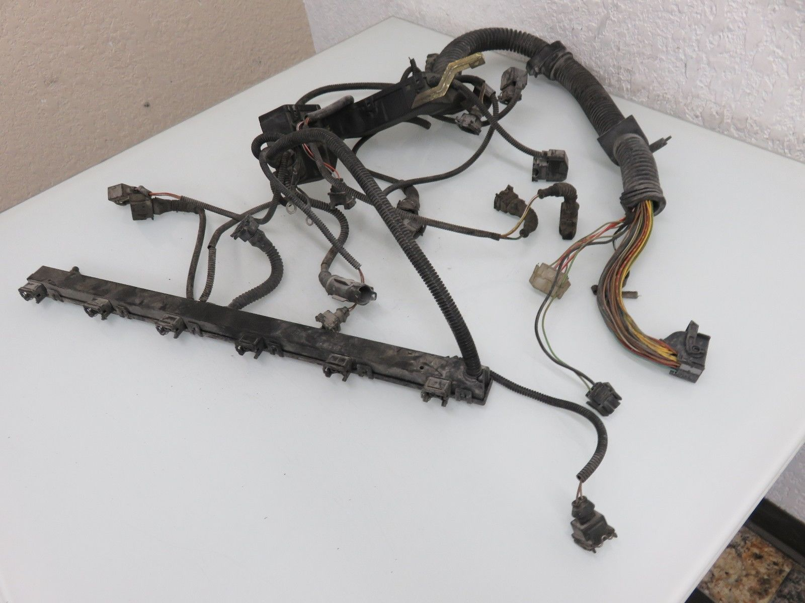 1999 2005 Bmw 323i 325i 328i 330i E46 Main Engine Wire Wiring Harness Oem 1440008