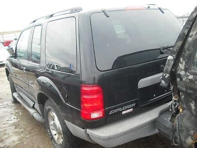 01 02 FORD EXPLORER TEMPERATURE CONTROL FRONT 2 DR SPORT PACKAGE 71909