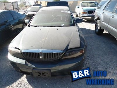 CHASSIS ECM SEAT HEATED SEAT CONTROL UNDER SEAT FITS 00-02 LINCOLN LS 4183948