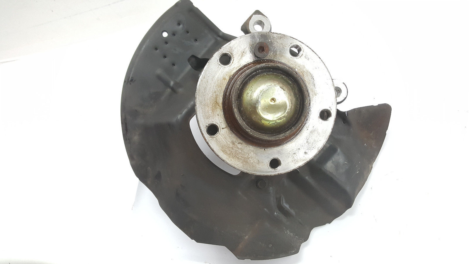 03-2004-05 BMW Z4 FRONT DRIVER SPINDLE HUB BEARING E85